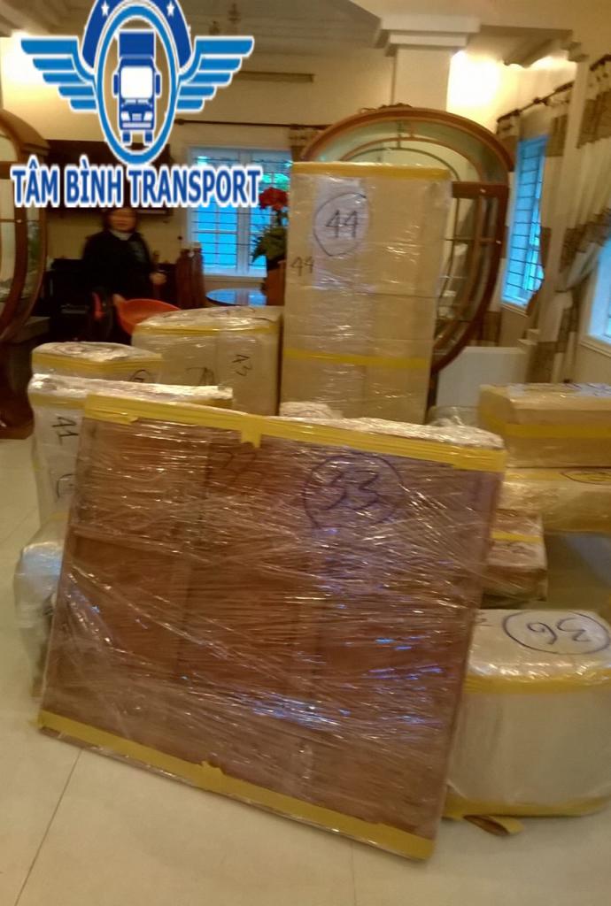 Dịch vụ chuyển nhà nào tốt uy tín ở Hà Nội